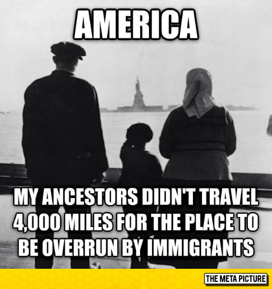 The Problem Whit Immigrants