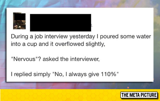 funny-job-interview-water
