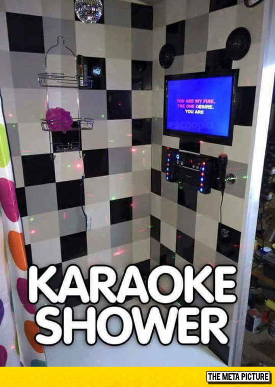For The Shower Singers