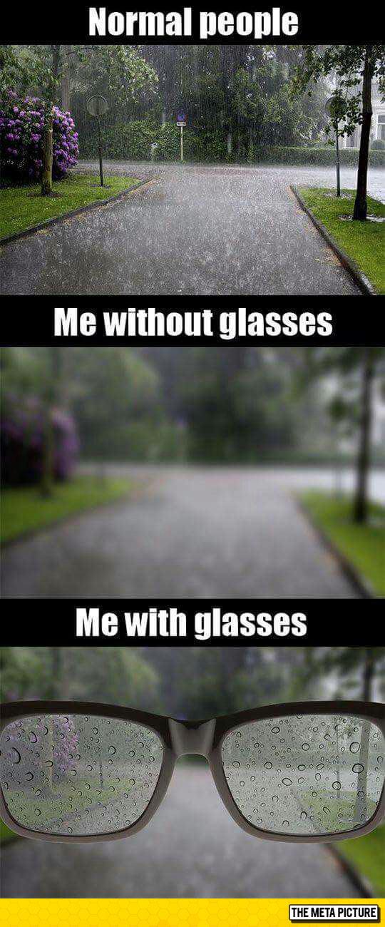 Oh, Rainy Season