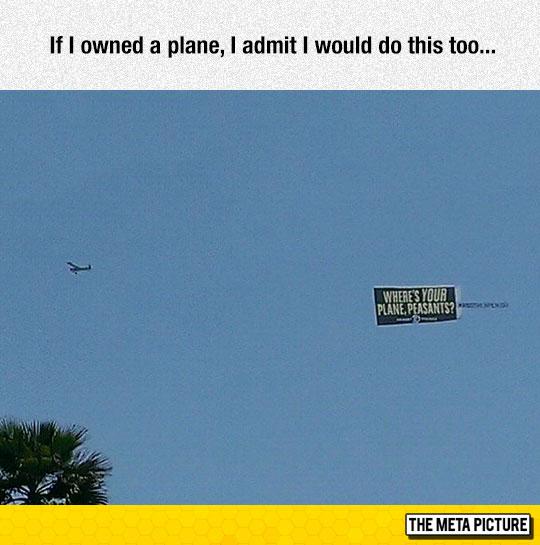funny-plane-sign-sky-prank