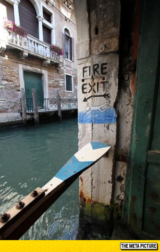 funny-sign-water-exit-fire-river