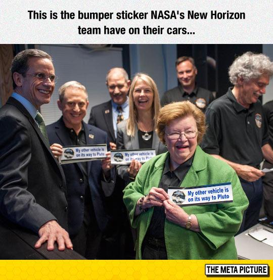 NASA Has A Sense Of Humor