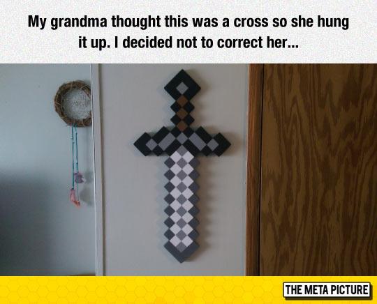 funny-sword-cross-grandmother