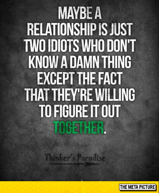 The Best Description Of A Relationship
