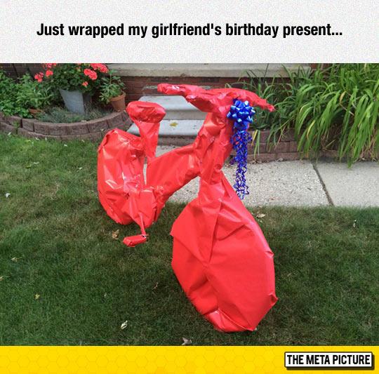 funny-wrapped-present-bike-birthday