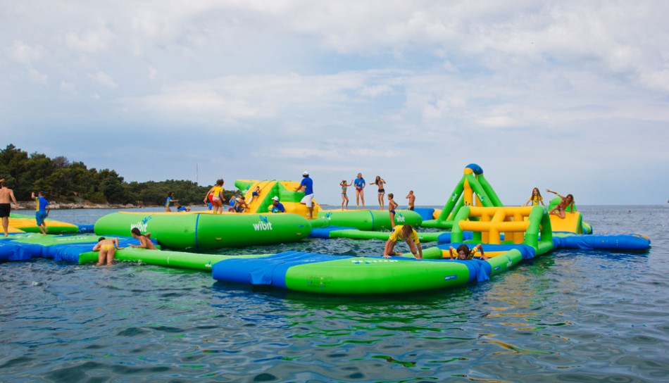 Awesome Inflatable Sports Park