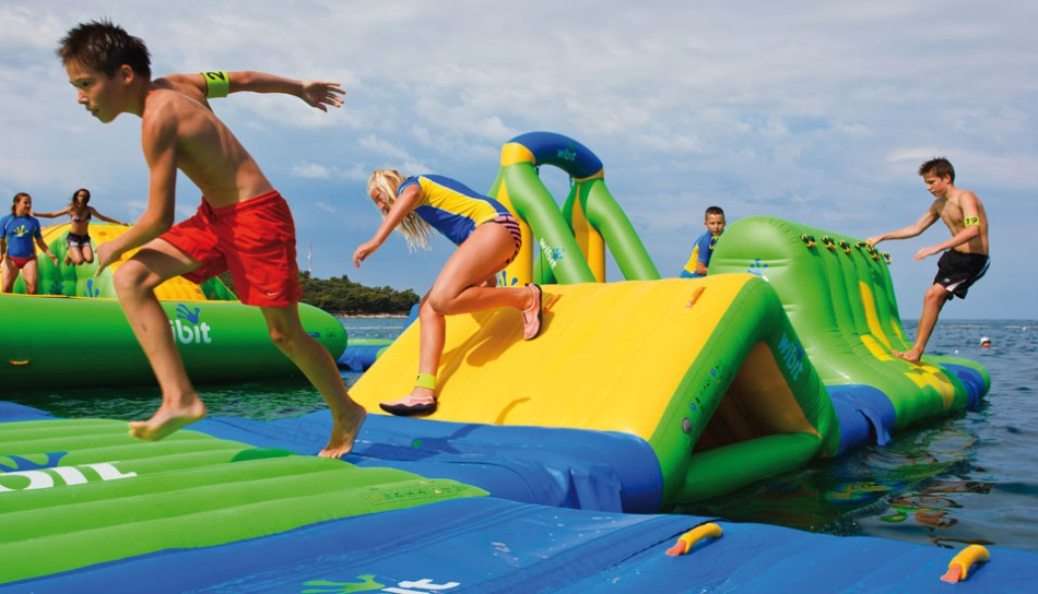 Awesome Inflatable Sports Park2