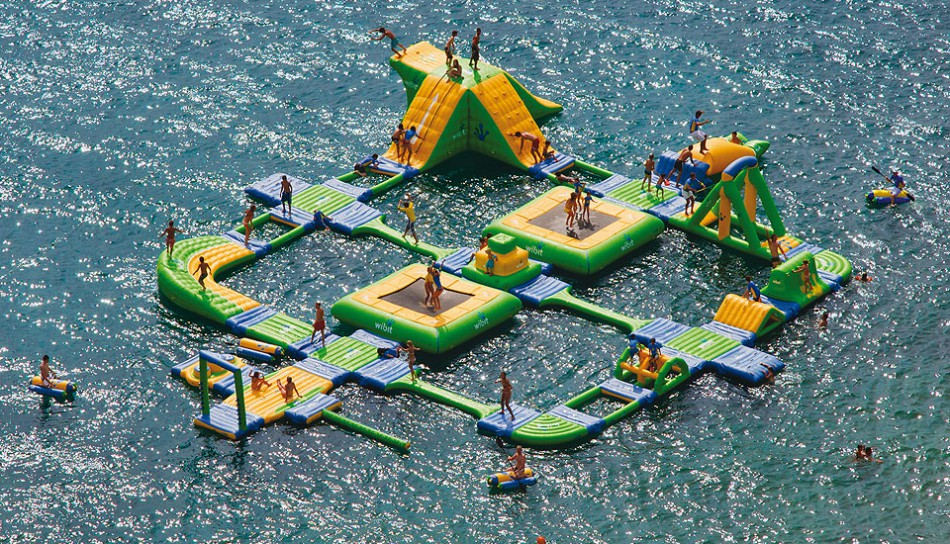 Awesome Inflatable Sports Park3