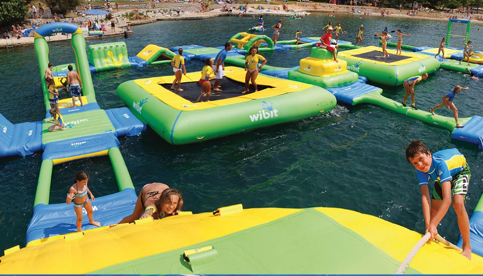 Awesome Inflatable Sports Park4