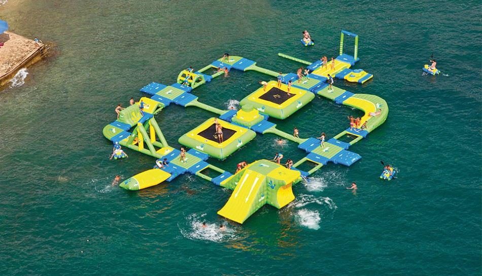 Awesome Inflatable Sports Park5