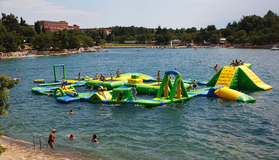 Awesome Inflatable Sports Park6