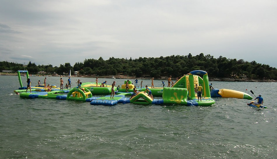 Awesome Inflatable Sports Park7