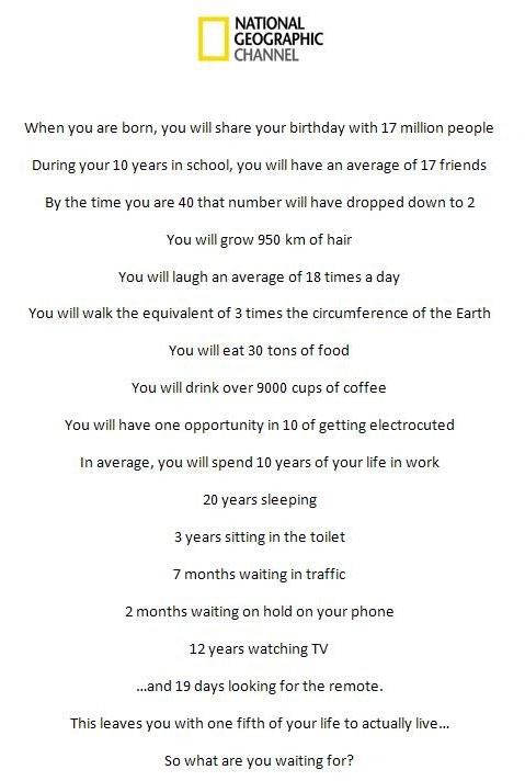 Life statistics