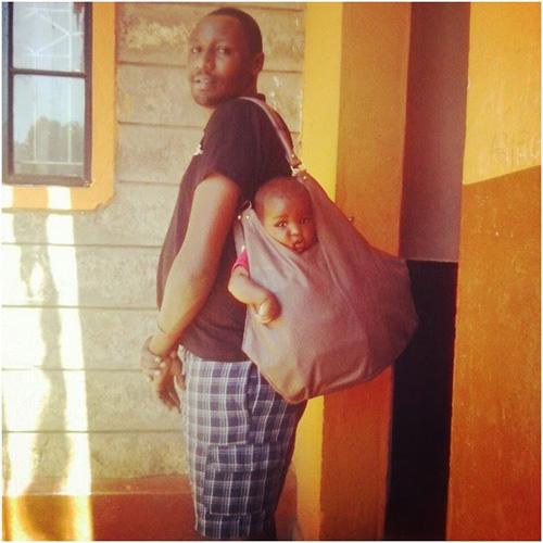 Baby Carrier Handbag
