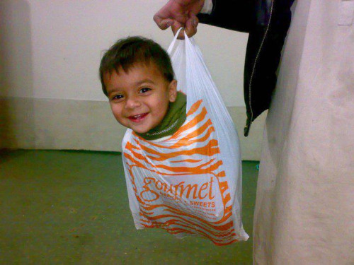 baby-carrier-plastic-bag