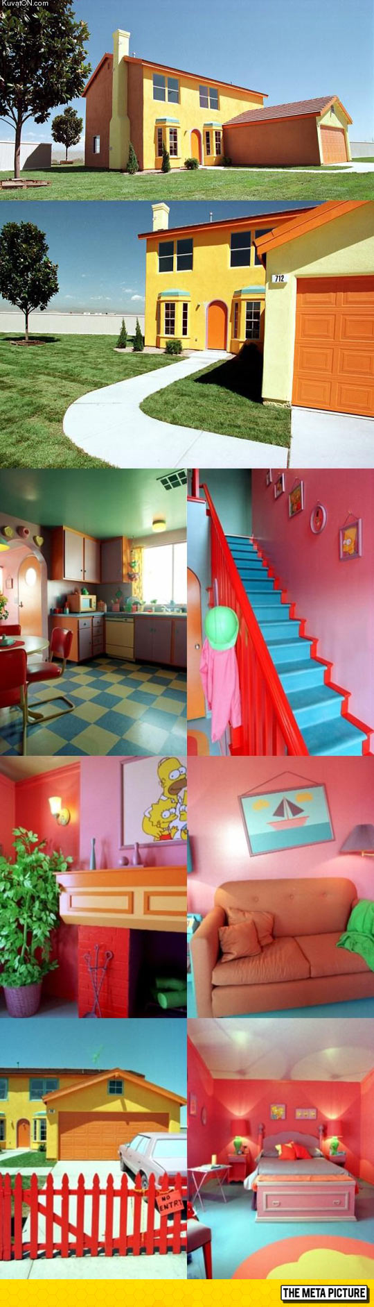 cool-The-Simpsons-house-real-life