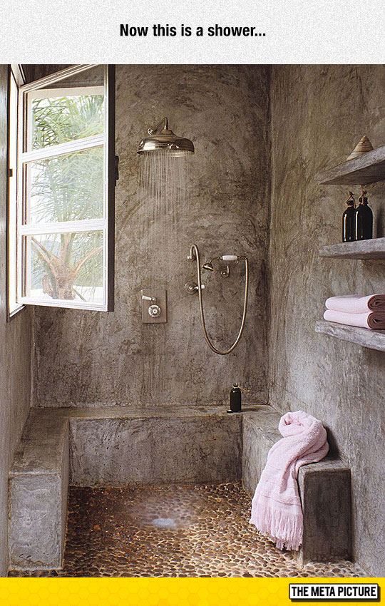 cool-big-shower-beautiful-country