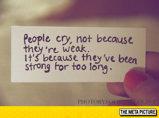 Why People Cry