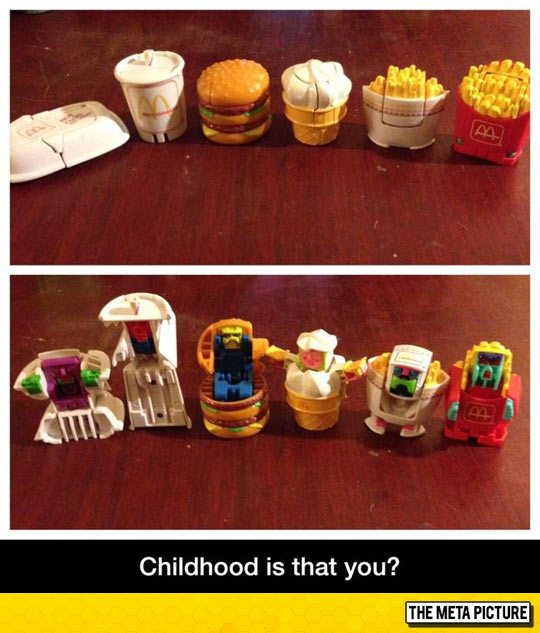 Coolest Happy Meal Toys of All Time