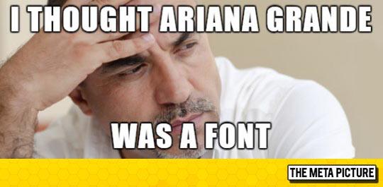 funny-Ariana-Grande-music-font