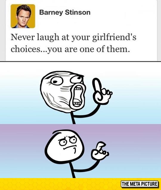 Oh Barney