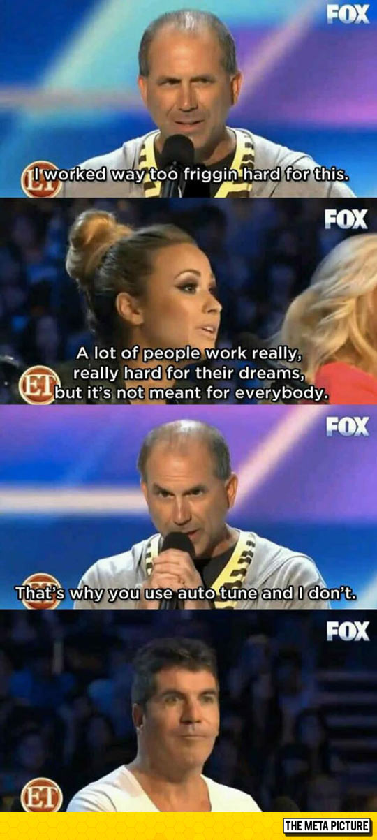 Apply Cold Water To That Epic Burn
