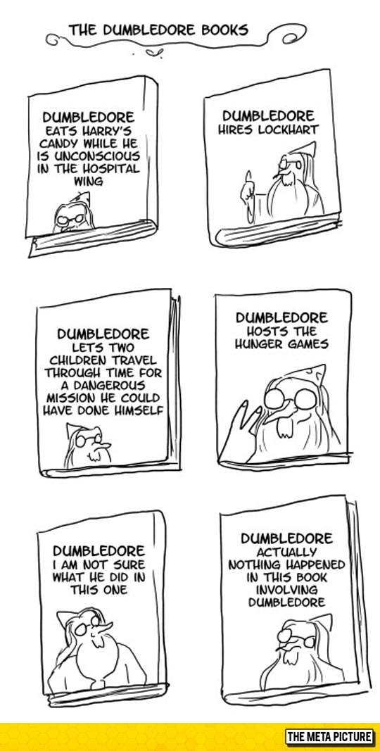 funny-Dumbledore-books-Harry-Potter-comic