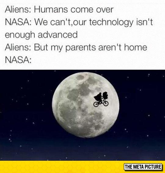 Who Needs A Spaceship?