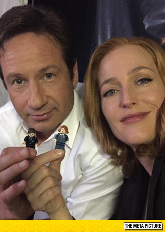 Lego X-Files