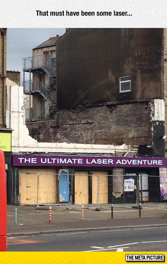 Ultimate Laser