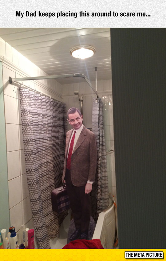 Unexpected Mr. Bean