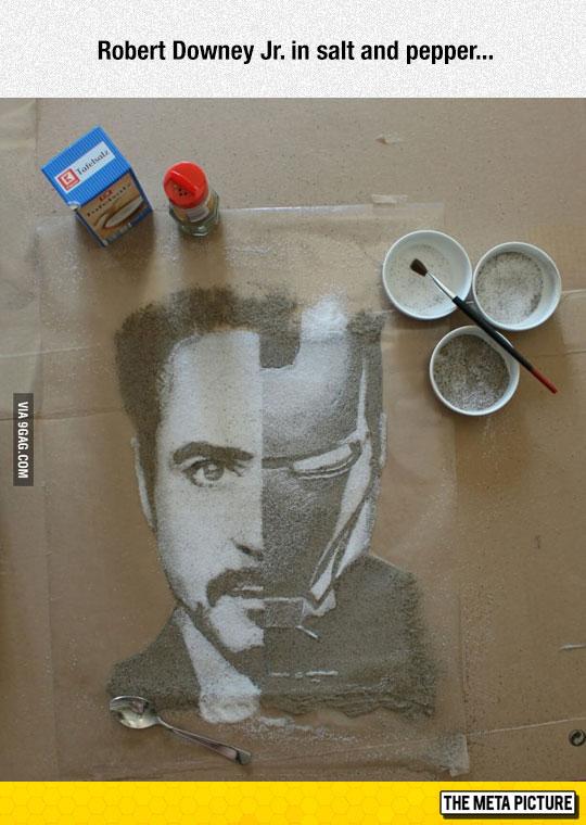 funny-Robert-Downey-Junior-sand-art