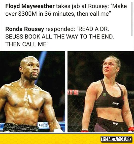 funny-Ronda-Rousey-Floyd-Mayweather