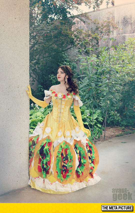 funny-Taco-Belle-dress-princess