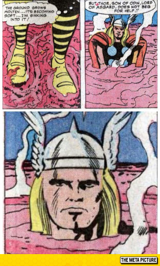 Thor Doesn