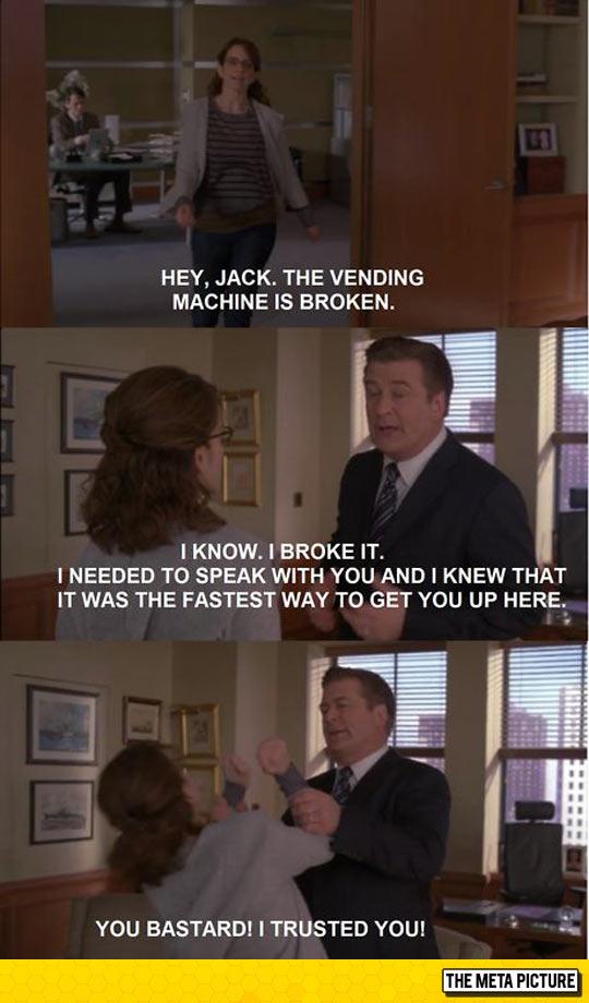 funny-Tina-Fey-Vending-Machine-broken