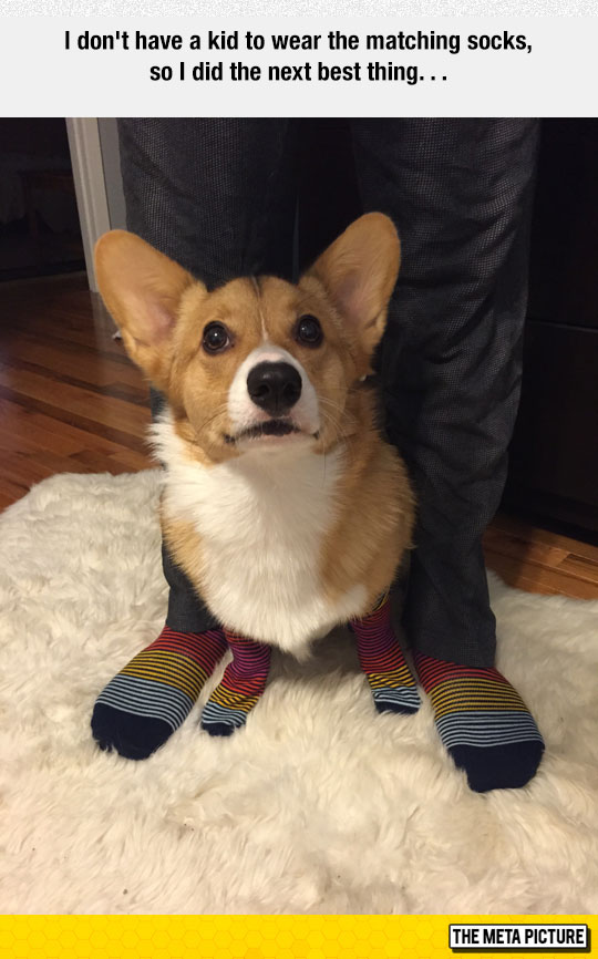 Matching Socks