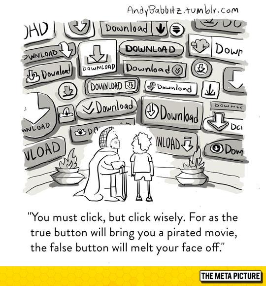 funny-download-button-comic-click