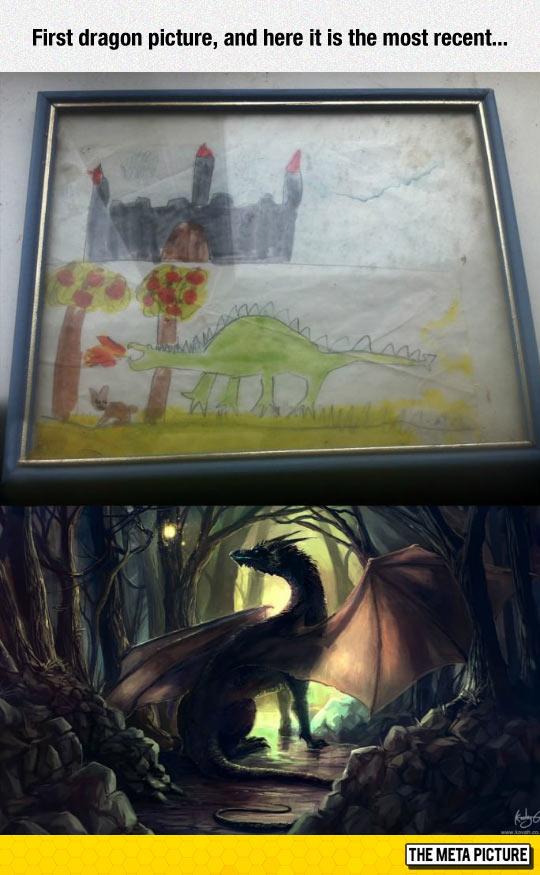 funny-dragon-frame-first-drew-last