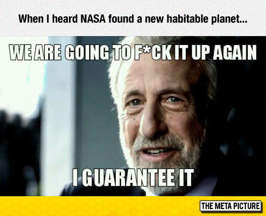 Space, Here We Come