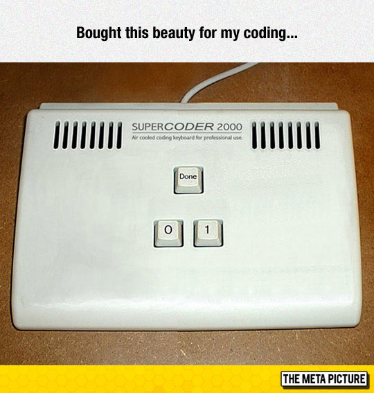 The Super Coder