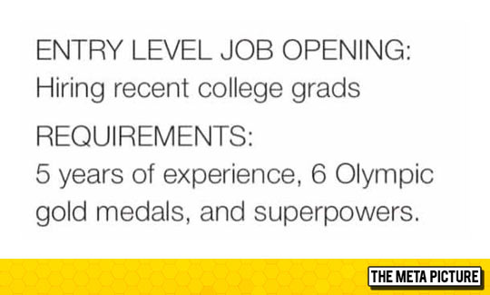 Entry Level Job Explained