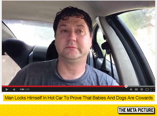 funny-man-inside-car-hot-sweating
