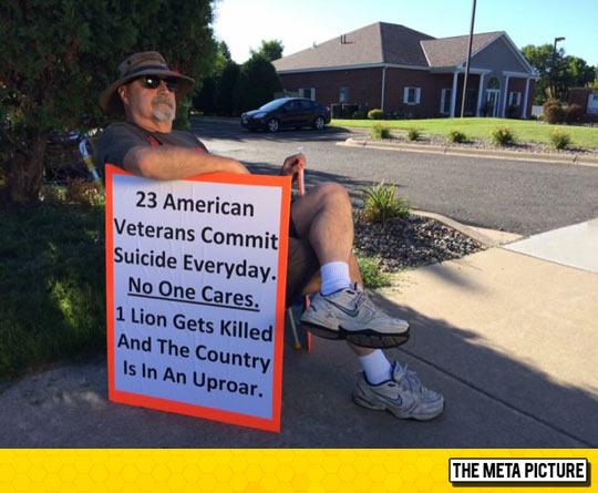 funny-man-sitting-sign-lion