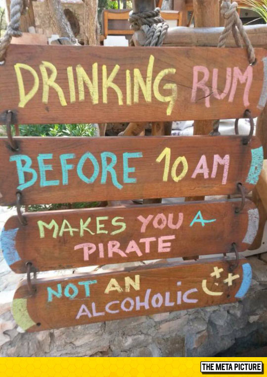 funny-pirate-sign-drinking-rum