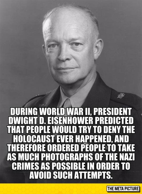 funny-president-Dwight-Eisenhower-fact-history