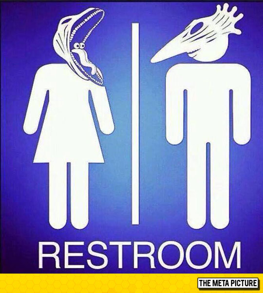 Beetlejuice Restrooms