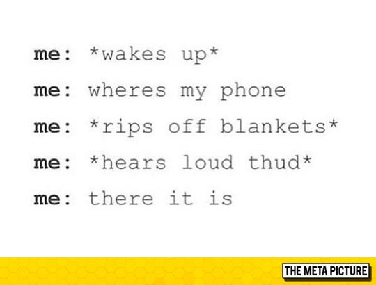 funny-waking-up-morning-quote-phone