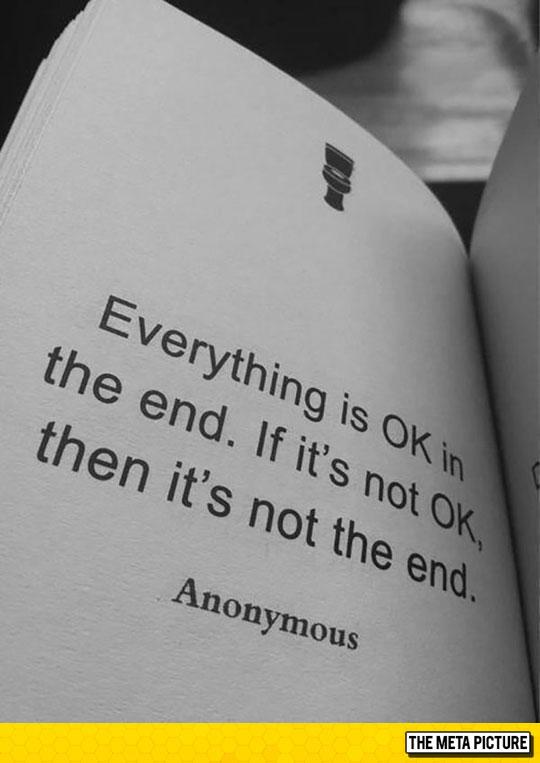 Always Keep This In Mind